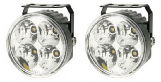 70mm LED Daytime Running Lamp (2 Stück) NS-4207