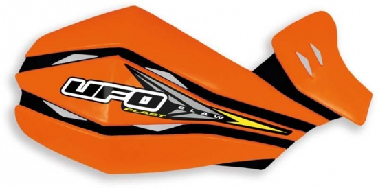 UFO Handprotektoren Typ 1640 CLAW in Farbe Orange