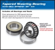 AllBalls Lenkkopflager Kit Steering Bearing and seal Kit  25-1462