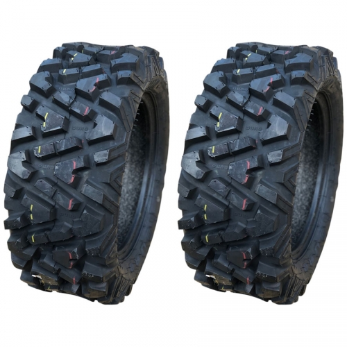 2x Quad / ATV Reifen 25x10-12 (255/65-12) 55N (6PR) Duro Power Grip DI-2025