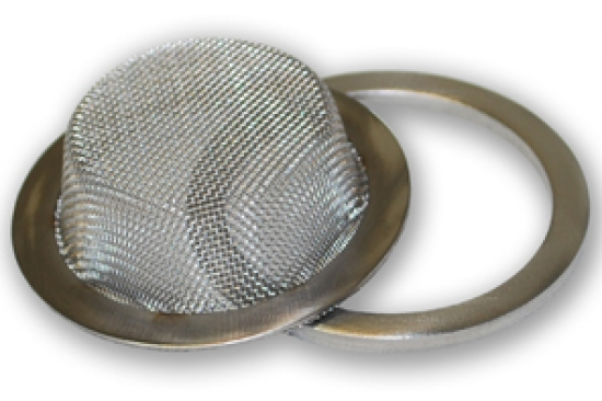 BIG GUN USFS Spark Arrestor Screen / Complete with Spacer Ring
