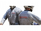Risk Racing Regenjacke in Transparent Gr��e XXL
