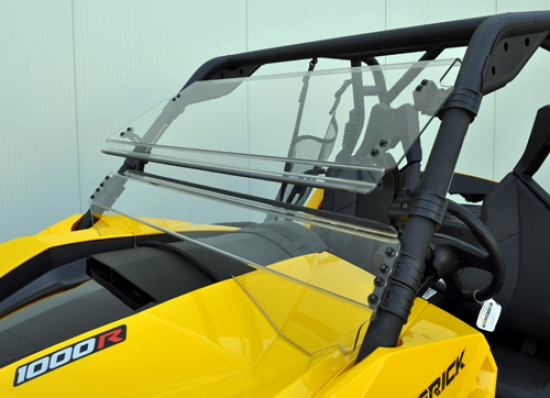 Direction2 Full Tilt Windschild für CanAm Maveric 2013-