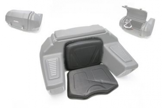 SEAT CUSHION & BACKREST BLK FOR 4438