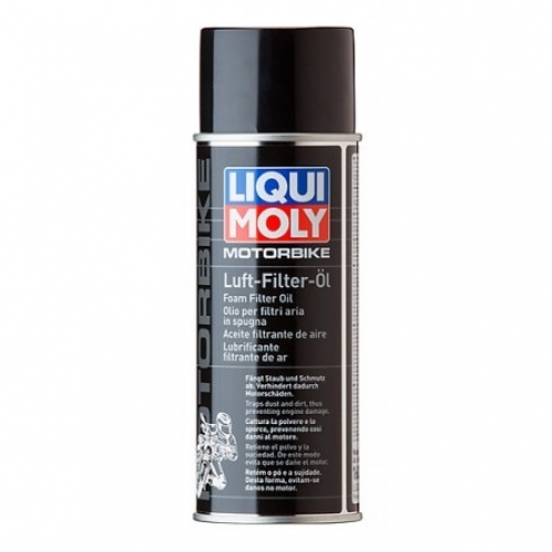 Liqui-Moly Motorbike Luft-Filter-Öl (Spray) 400ml für Quad / ATV / UTV