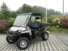 Miedl-Design Frontscheibe f�r Polaris Ranger HD 800 Modell 2010