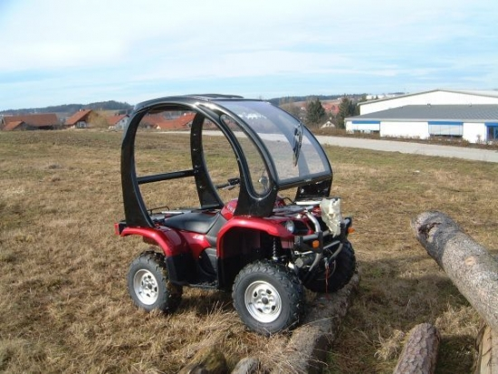 Miedl-Design Hard Top für ATV´s