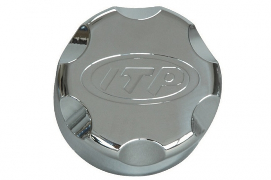 CHROME CAP FOR WHEEL C-SERIE TYP 5.6 4/110
