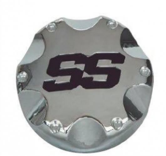 CHROME CAP FOR WHEEL SERIE SS (ATV) 4X137 (TP4026)