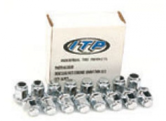 FLAT LUG NUT SET 16 x 10X14mm 60� (TP4053)