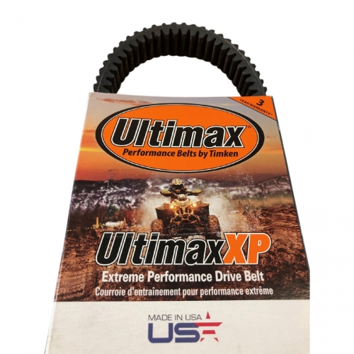 UXP437 CARLISLE Ultimax XP V-Belt Antriebsriemen Aramidfaser für Suzuki King Quad OEM 27601-31G00