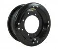 Goldspeed Alu Felge GS: 10X8 4/110/115 3+5 B BEAD LOCK BLACK NO RING Schwarz